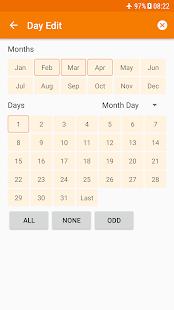 Captura de pantalla de Tasker