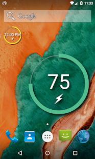 Battery Widget Reborn 2020 Captura de pantalla
