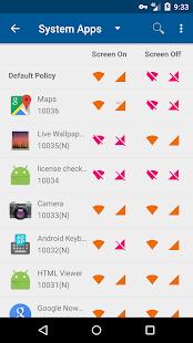 Captura de pantalla de NetPatch Firewall