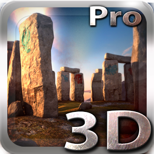 Stonehenge 3D