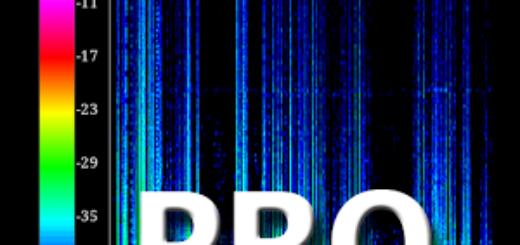 Spectral Pro Analyzer