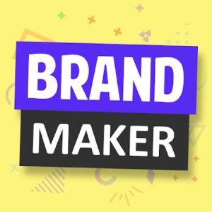 Brand Maker - Plantillas de logotipos y diseño gráfico