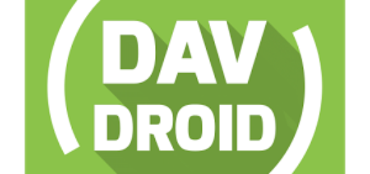 DAVdroid - Sincronización CalDAV / CardDAV v1.9.9-gplay [Paid] [Latest]