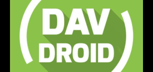 DAVdroid - Sincronización CalDAV / CardDAV v1.9.9-gplay [Paid] [Latest]