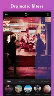 Filterloop Pro: herramienta para compartir geniales fotos editadas Captura de pantalla