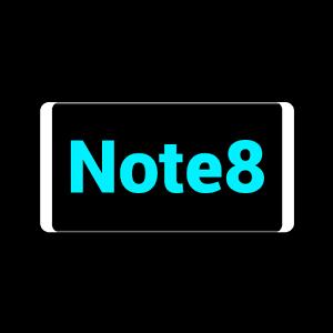 Lanzador Note 8 - lanzador Galaxy Note8, tema