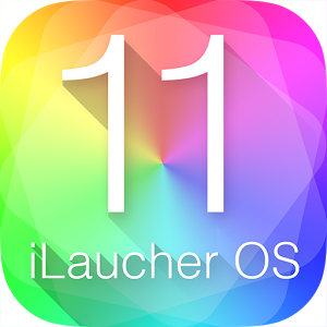 OS 11 iLauncher Phone 8 y Control Center OS 11