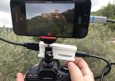 Recto - Conecte la tarjeta de captura USB y la captura de pantalla de la cámara web