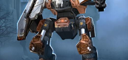War Robots v3.5.0 Mod (salto de altura) [Latest]