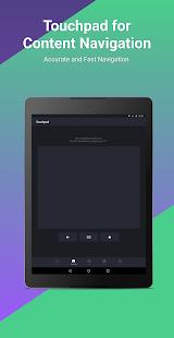 Rokie - Captura de pantalla del control remoto para Roku