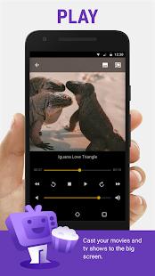 Reparto del servidor |  Vídeos a Chromecast / DLNA / Roku / + Captura de pantalla