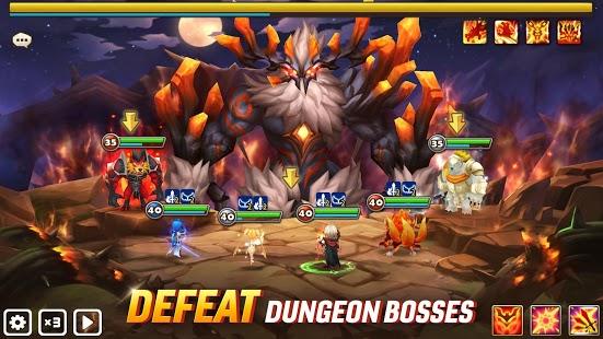 Captura de pantalla de Summoners War