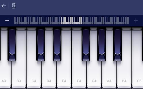 Piano - Toca y aprende canciones gratuitas.  Captura de pantalla