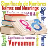 Nombres y significados v1.7 [Latest]