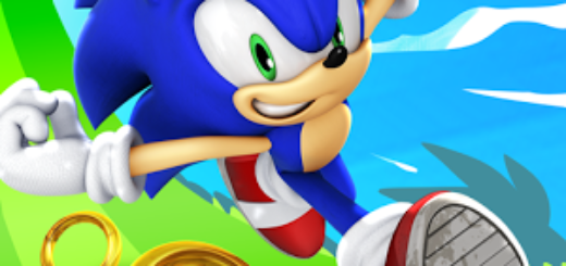 Sonic Dash v3.8.0.Go MOD [Latest]