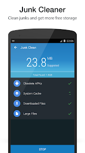 360 Cleaner - Captura de pantalla gratuita de Speed ​​Booster y Cleaner