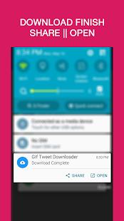 Flotas    Video    Captura de pantalla de Tweet Downloader