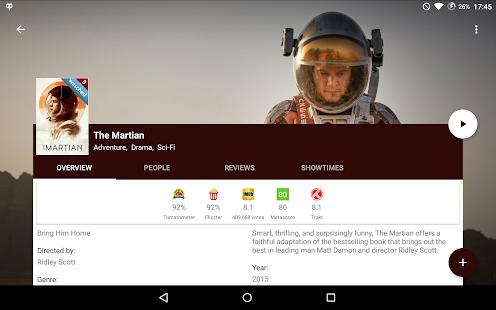 Captura de pantalla de Movie Mate Pro