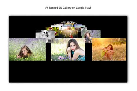 Captura de pantalla de la galería
