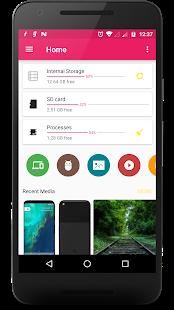 Captura de pantalla de Max File Explorer Pro (de por vida - sin publicidad)