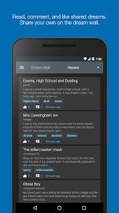Dream Journal Ultimate: seguimiento y análisis de captura de pantalla de sueños