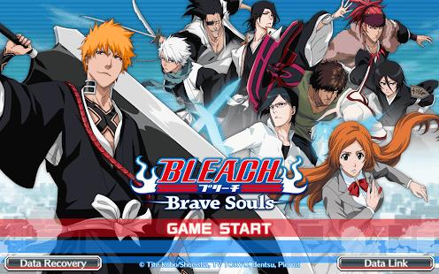BLEACH Brave Souls - Captura de pantalla de acción en 3D