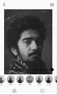 ShoCandy - Captura de pantalla negra