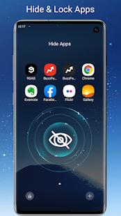 Lanzador S7 / S8 / S9 para Galaxy S / A / J / C, captura de pantalla del tema S9