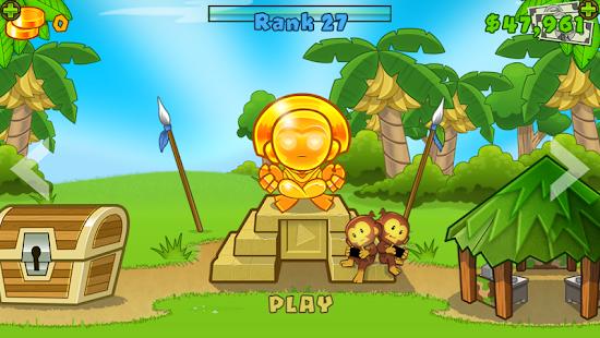 Captura de pantalla de Bloons TD 5