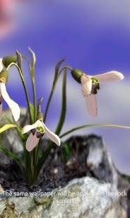 Nature Live❁ Spring Flowers XL Captura de pantalla