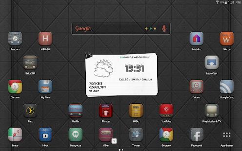Captura de pantalla de arco