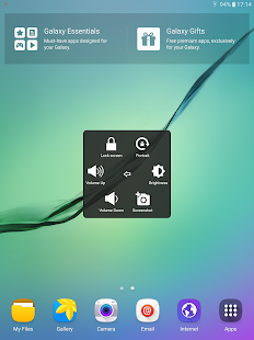 Captura de pantalla de Assistive Touch para Android