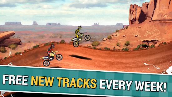 Mad Skills Motocross 2 Captura de pantalla