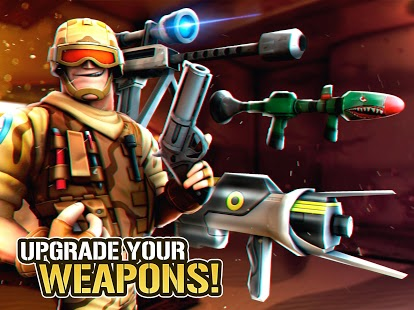 Respawnables - Captura de pantalla de batallas PVP en línea