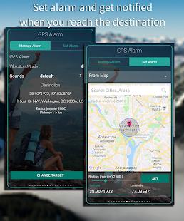 GPS Tools®: busque, mida, navegue y explore la captura de pantalla