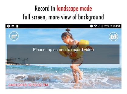 Captura de pantalla de la marca de tiempo del video