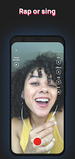Voloco: Auto Voice Tune + Harmony Captura de pantalla