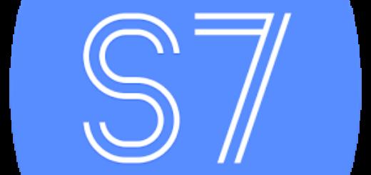Lanzador S7 / S8 para Galaxy S / J / A, tema e ícono v1.1 Prime [Latest]
