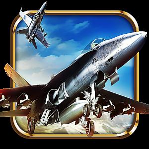 Llamada de guerra aérea infinita
