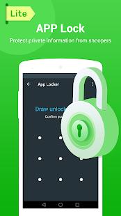 MAX Security Lite - Antivirus, captura de pantalla del limpiador de virus