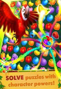 Río: captura de pantalla de Match 3 Party
