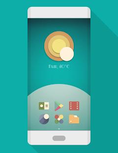 Captura de pantalla del paquete de iconos MINIMALE VINTAGE