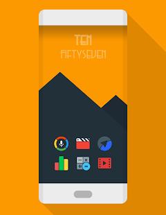 ANTIMATTER - ICON PACK Captura de pantalla