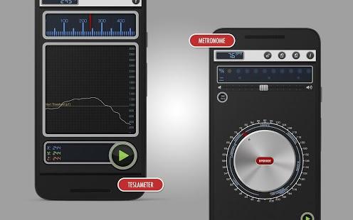 Caja de herramientas: herramientas de medición de carpintero inteligentes y prácticas Captura de pantalla