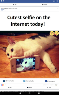 Captura de pantalla de Lite Messenger