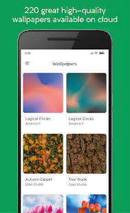 Pixelful Icon Pack - Captura de pantalla de Apex / Nova / Go