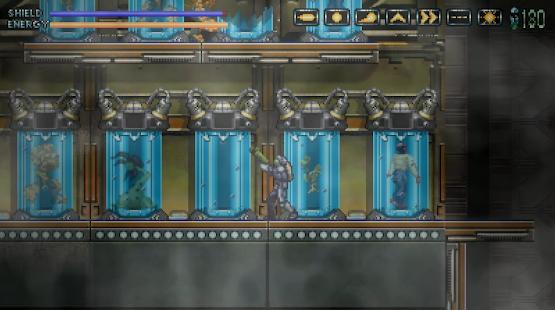 Captura de pantalla de Life on Mars Remake