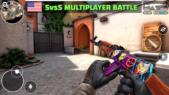 Counter Attack - Captura de pantalla de FPS multijugador