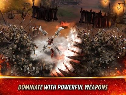 Dynasty Warriors: Captura de pantalla desatada