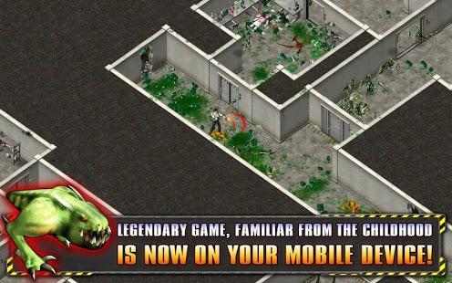 Captura de pantalla de Alien Shooter